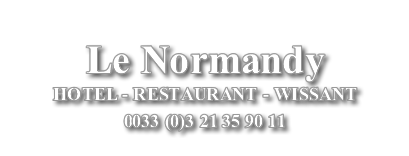 Hotel restaurant le normandy wissant terre des 2 Caps, hotels, hotel wissant